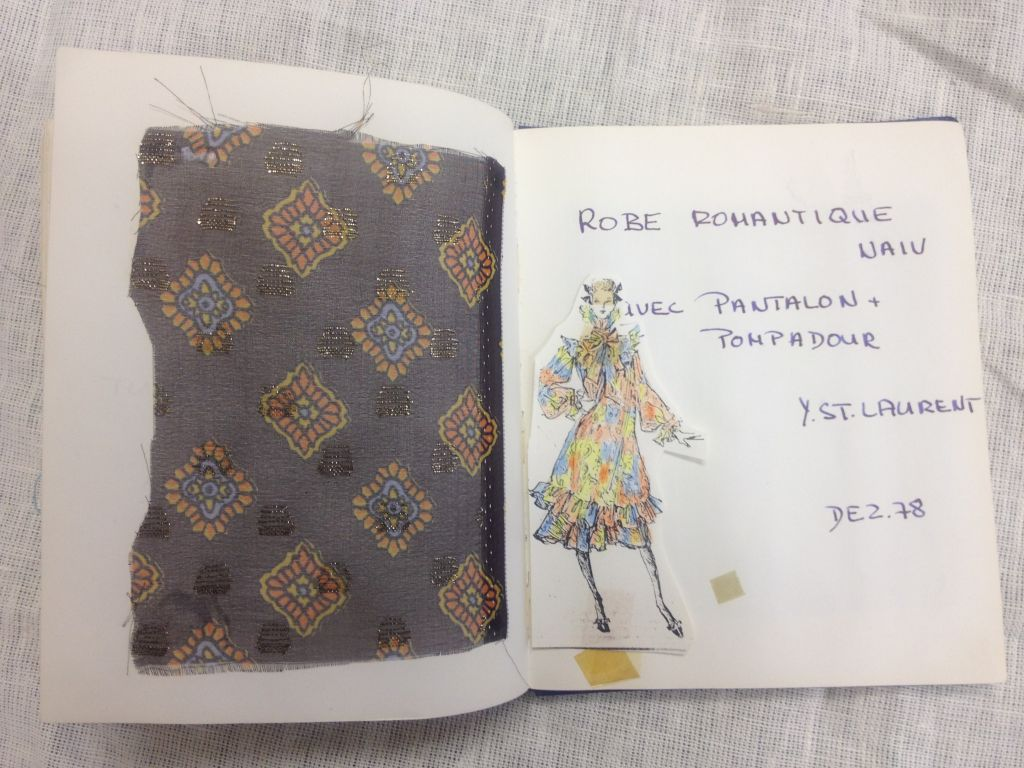 copyright Swiss Textile Collection
